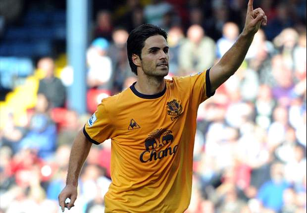 New Arsenal midfielder Mikel Arteta: It was the right time to leave Everton