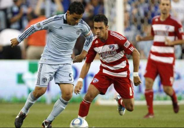 Sporting Kansas City 2-3 FC Dallas: Hoops come from behind to claim win