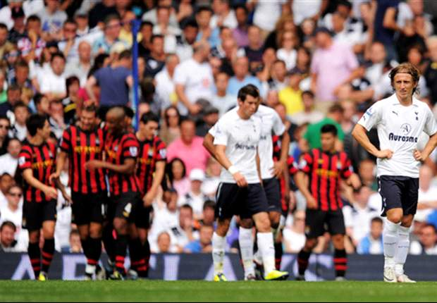 How Tottenham have turned their season around since August's Manchester City humiliation
