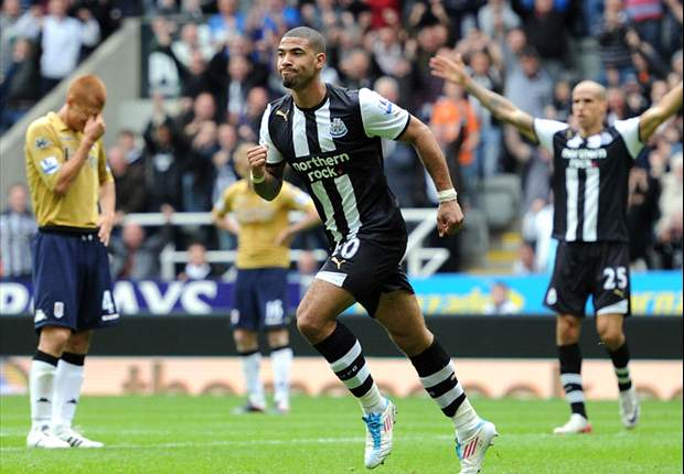 Newcastle 2-1 Fulham: Leon Best hits brace as Martin Jol awaits first Premier League win as Cottagers' boss