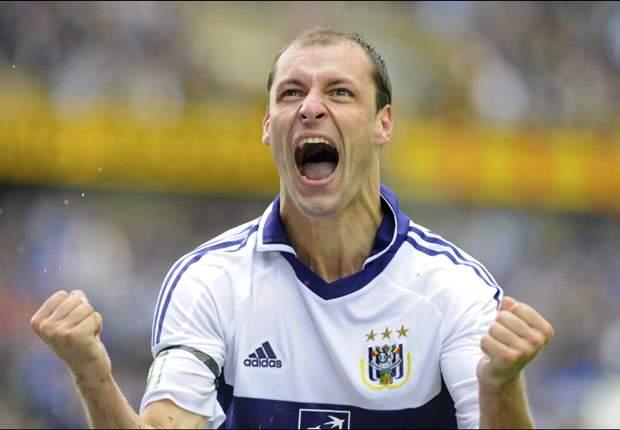 Jovanovic verlaat Anderlecht tranfervrij
