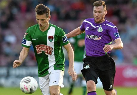 Cork and Shamrock Rovers play out stalemate