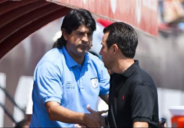 José Saturnino Cardozo es oficialmente el nuevo DT de Toluca