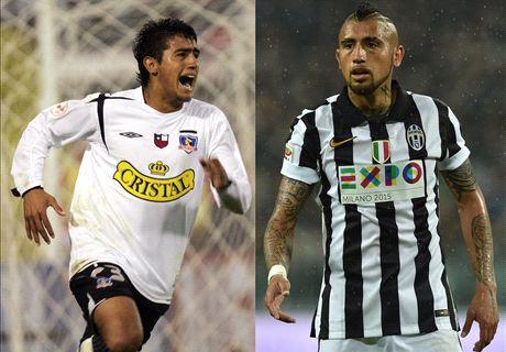 Los cambios de look de Vidal