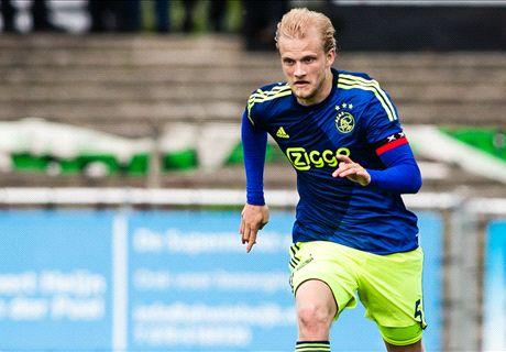 Boilesen kiest voor vertrek bij Ajax
