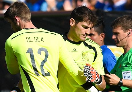 Casillas: Madrid should sign De Gea