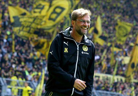 LIVE: Dortmund 2-0 Bremen
