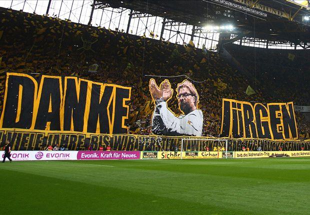 Borussia Dortmund 3-2 Werder Bremen: Klopp bids farewell with Europa League spot