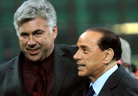 Ancelotti will return - Berlusconi