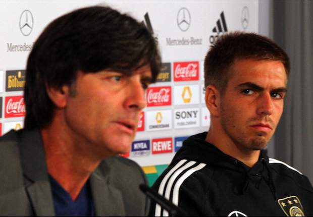 Philipp Lahm wants more from 'unpredictable' Germany