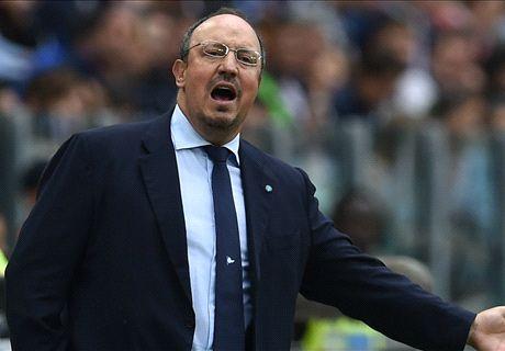 Benitez Pilih Real Madrid