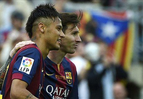 Barcelona Akhiri Musim Dengan Hasil Imbang