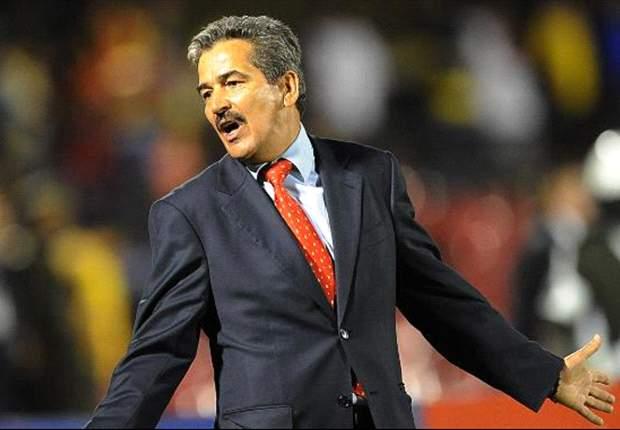 """Jorge Luis Pinto: """"Estoy convencido que vamos por buen camino"""""""