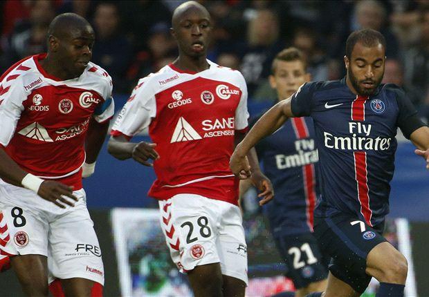 Paris SG-Reims 3-2, le PSG termine par un succès