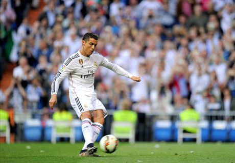 Ronaldo hat-trick hammers Getafe