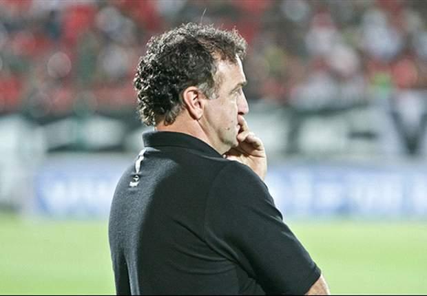 Cuca afirma que Atlético-MG busca novo goleiro