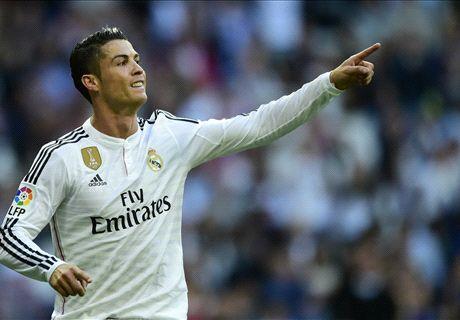 'One touch-Cristiano' is de nieuwe Ronaldo