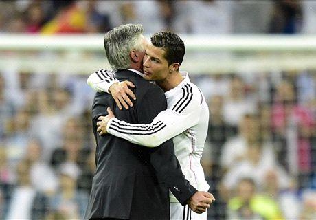 Cristiano quiere que siga Ancelotti