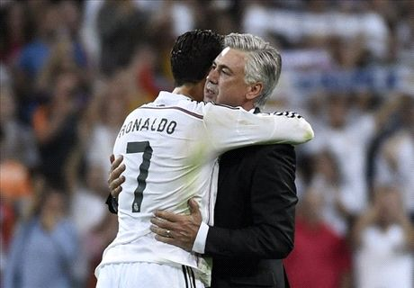 Ronaldo calls on Madrid to keep Ancelotti