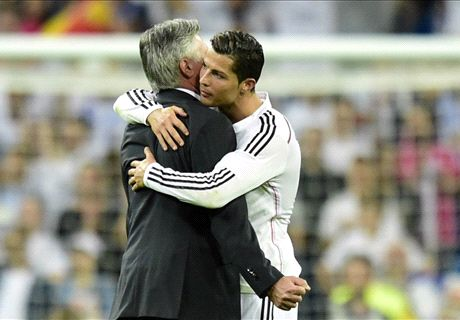 Ronaldo: I hope Ancelotti stays