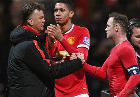 Van Gaal: I know who I'll buy and sell