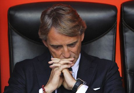 Inter mistakes were absurd - Mancini