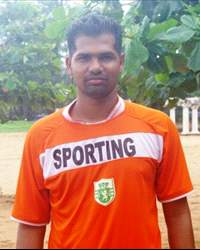 Wilton Gomes, India International