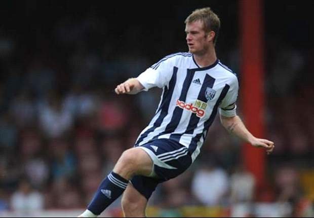 Brunt ready to discuss new West Brom deal