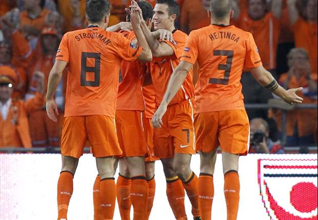 Netherlands 11-0 San Marino: Robin van Persie Nets Four In Record Victory
