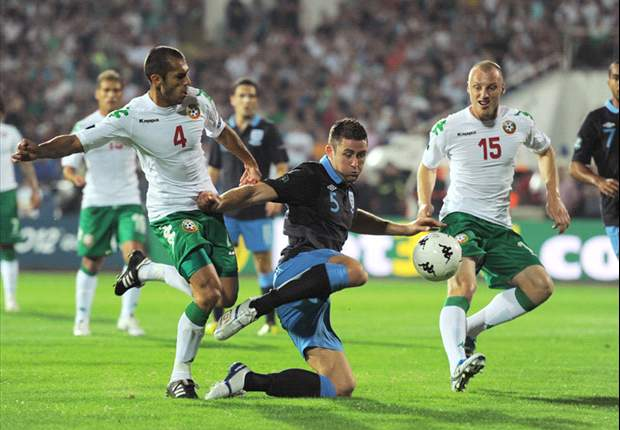 Bulgaria 0-3 England: Rooney Double & Gary Cahill's First Senior Goal Move Capello's Side Three Points Clear In Group G