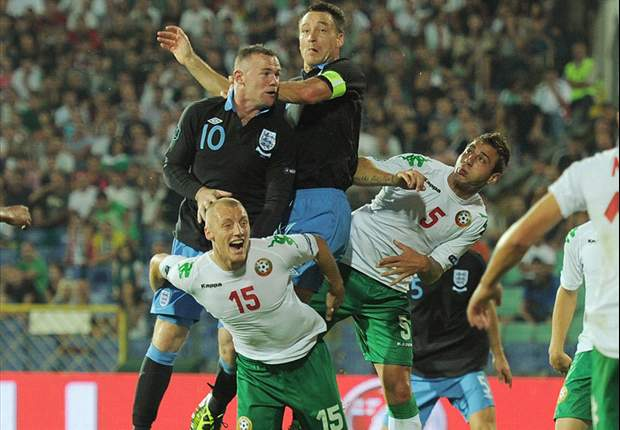Inggris Sirnakan Peluang Bulgaria