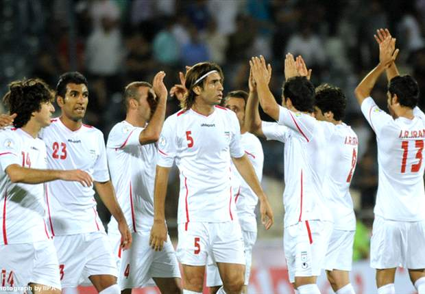Asian Football Confederation 2014 World Cup qualifiers round-up: Carlos Queiroz's Iran win big, Jose Antonio Camacho's China edge past Singapore