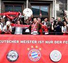 Bayern: Mixed-Double am Marienplatz