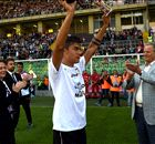 Dybala se despidió de Palermo