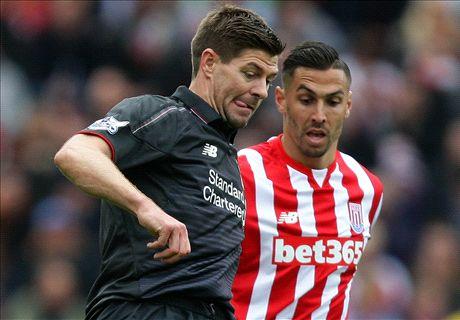 LIVE: Stoke 3-0 Liverpool