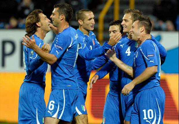 Italy - Slovenia Preview: Cesare Prandelli's side looking to book place at Euro 2012 with a win