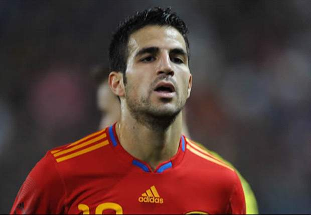 Fabregas reportedly doubtful for Spain's Euro 2012 opener against Italy