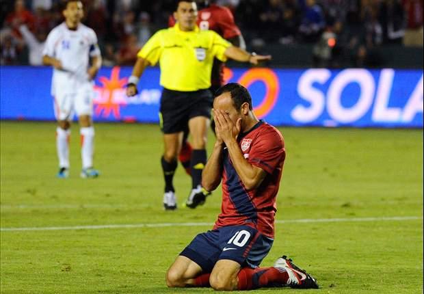 USA 0-1 Costa Rica: Los Ticos hand Jurgen Klinsmann his first loss