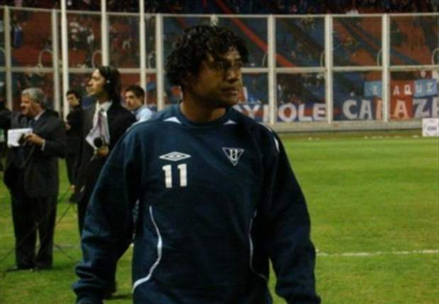 Franklin Salas, en la mira de El Nacional y Deportivo Quevedo