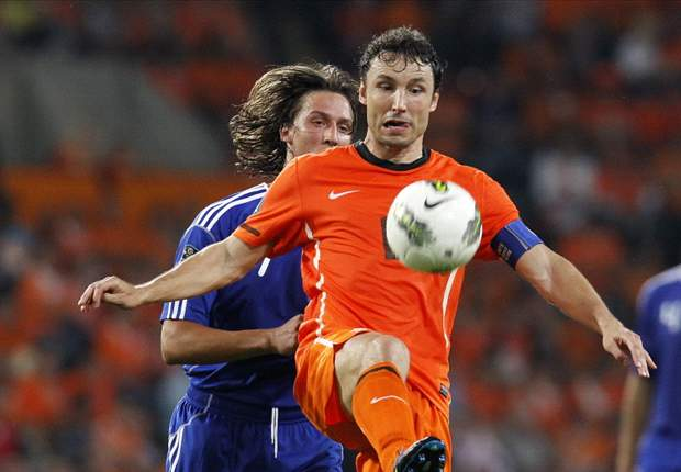 Netherlands are a better team than AC Milan, Barcelona and Real Madrid, says Mark Van Bommel