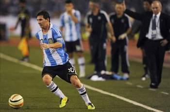 ميسي يشرح أسباب فشله مع الأرجنتين