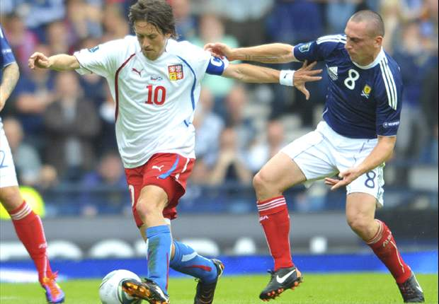 Cowie called up to Scotland squad to replace injured Scott Brown