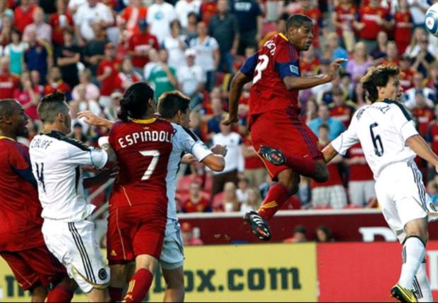 Real Salt Lake 2-1 Philadelphia Union: RSL tops Union