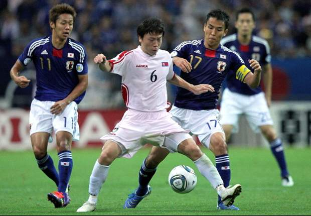 AFC 2014 World Cup Qualifying Preview: North Korea v Japan