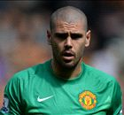Valdes responds to Man Utd snub