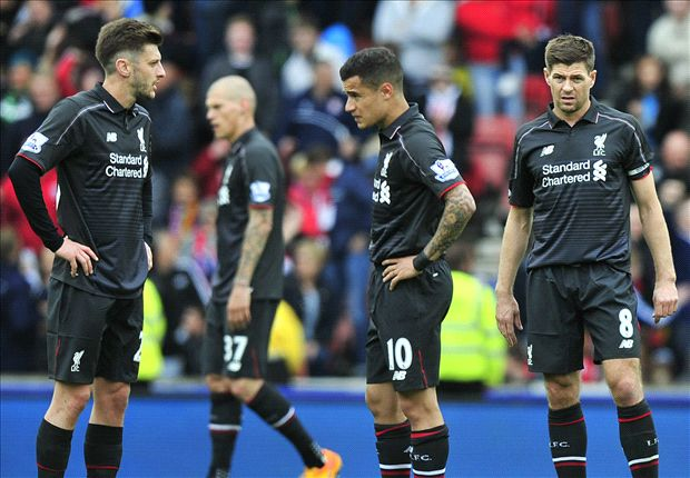 Stoke City 6-1 Liverpool: Gerrard's final game ends in embarrassing defeat