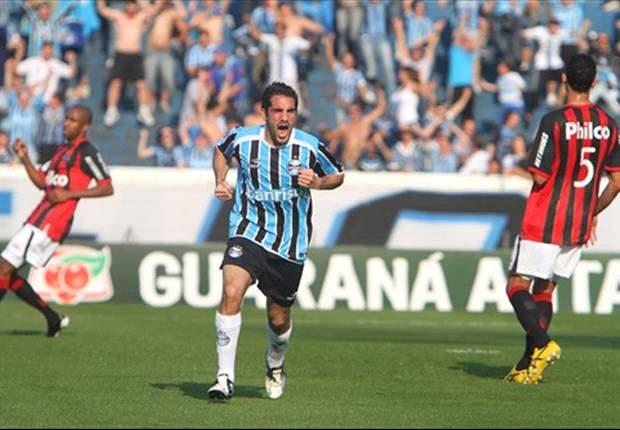 Escudero confiante que irá se firmar no Grêmio