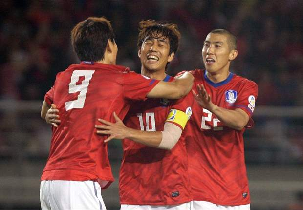 AFC 2014 World Cup Qualifying Preview: UAE v South Korea