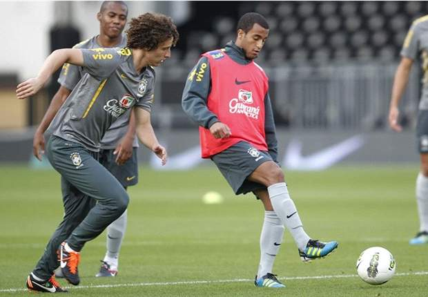 Forget Ramires, Elias or Elano, Argentina-destroyer Lucas Moura is the star to revive Brazil's stuttering midfield