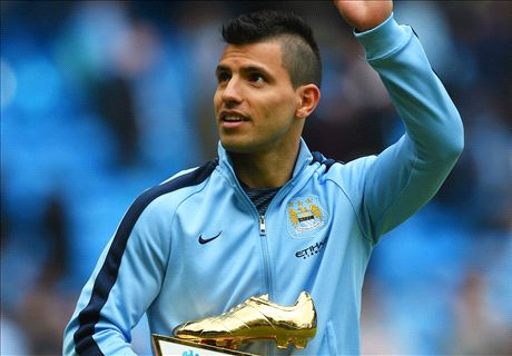 Kun Aguero - The Man At City